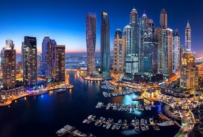 Vacanze estive fantastiche a Dubai