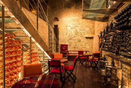 Esperienza da non perdere la sosta al Sapordivino  & Wine Cellar