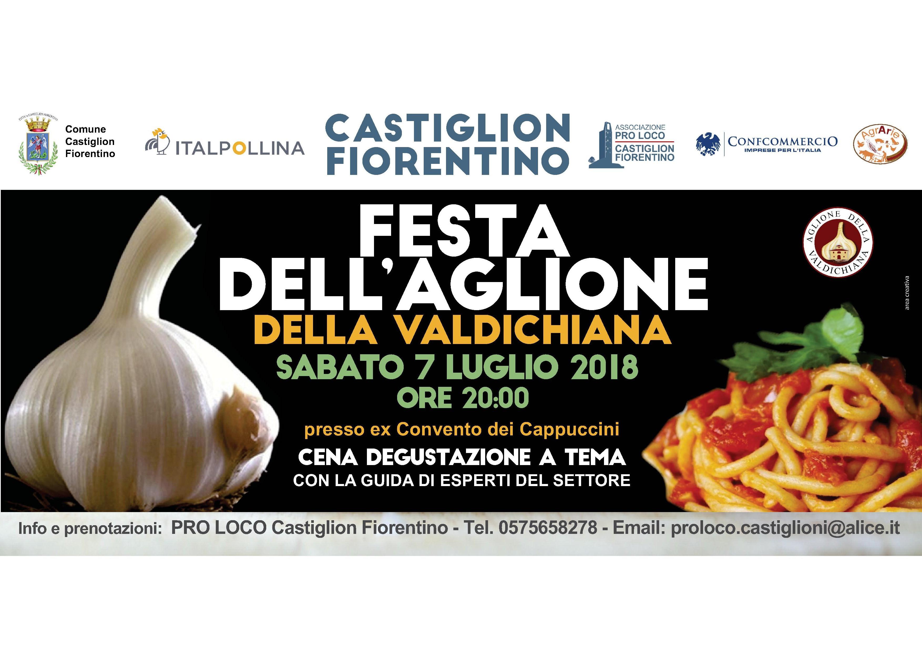 Festa dell'Aglione della Valdichiana a Castiglion Fiorentino
