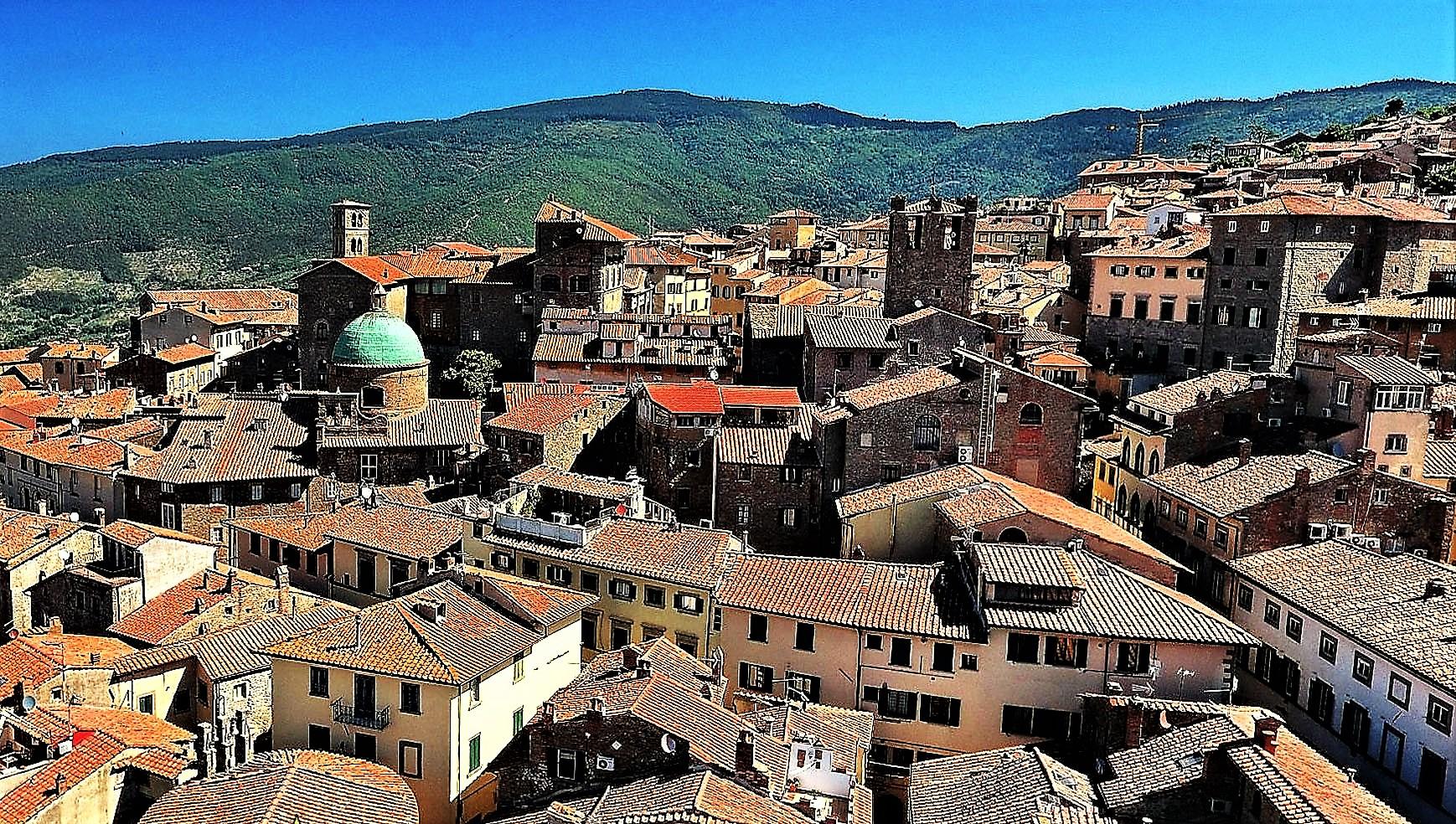Cortona settima in Toscana per i certificati di qualità di Trip Advisor