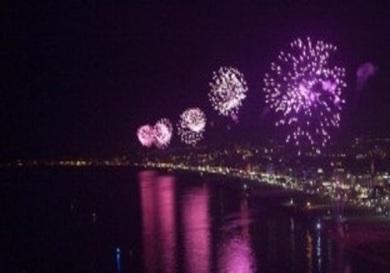 Pink your life venerdì 6 luglio la notte si tinge di rosa in Romagna e nord delle Marche