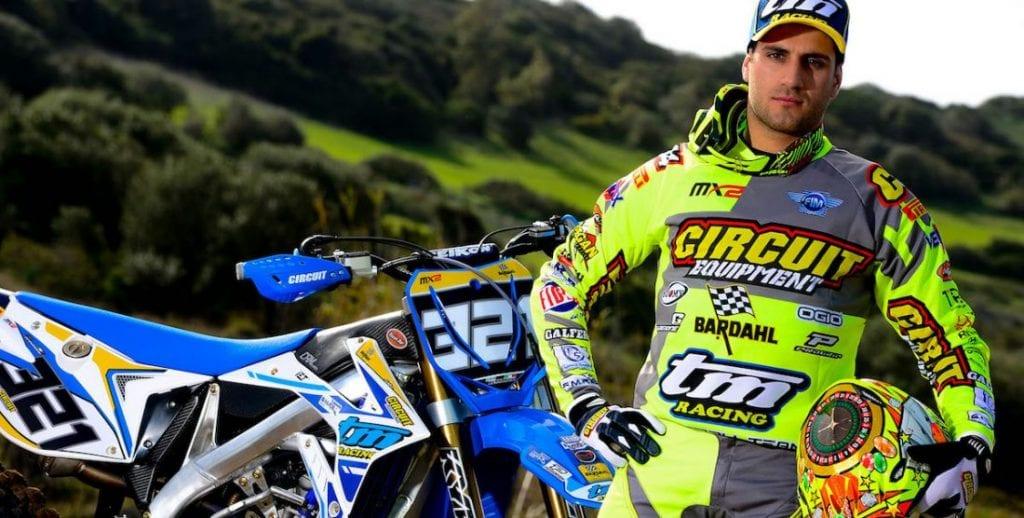 Finisce l'avventura mondiale di Bernardini con TM Racing