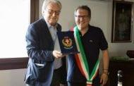 Il Presidente di Dimensione Turismo Mario Di Nicolantonio  festeggia i 50 anni di attività