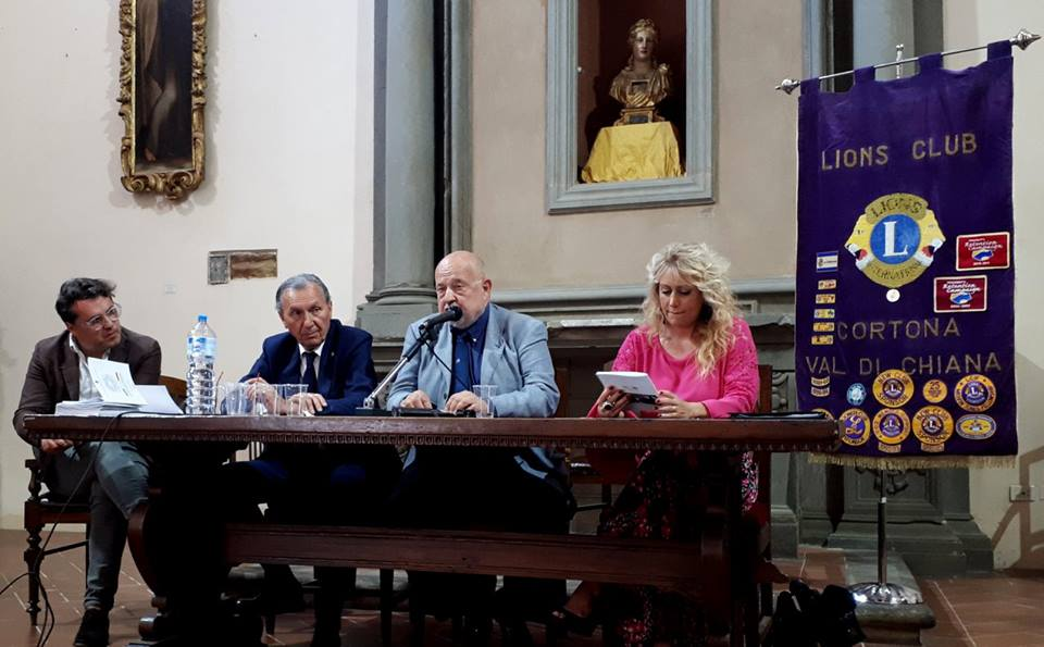 I Lions celebrano i 70 anni della Costituzione con Franco Cardini