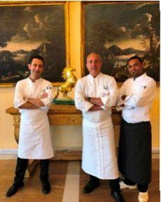 Il nuovo menu di cucina araba del Rome Cavalieri con lo chef Fabio Boschero