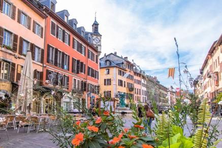 Chambéry una perla d'arte & di storia