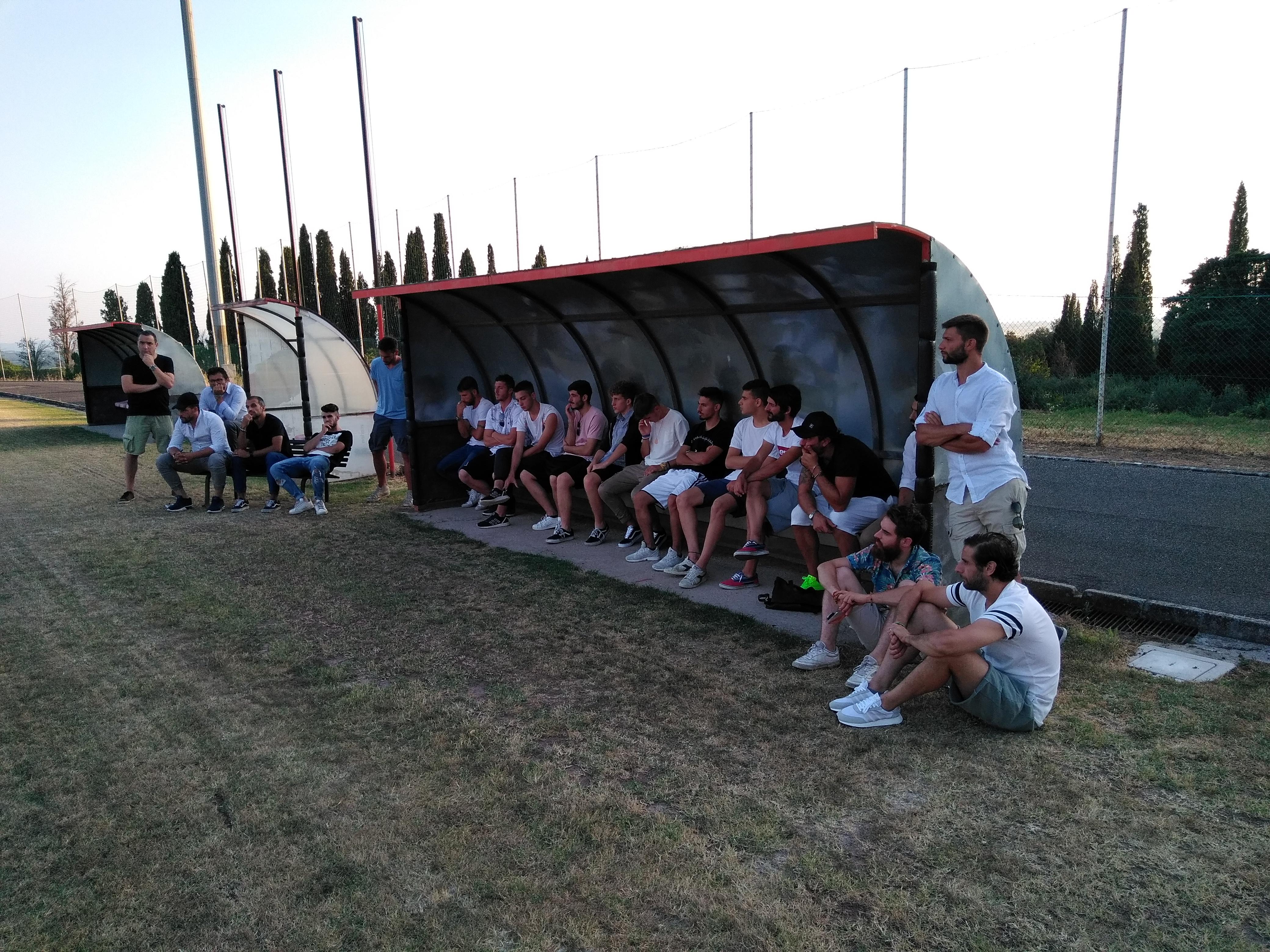 Cortona Camucia: primo incontro in vista della nuova stagione