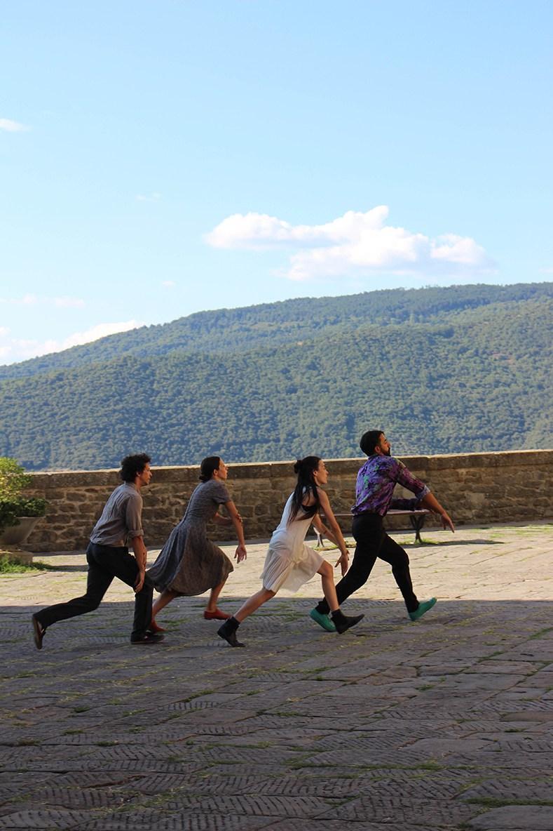 Danza e poesia, un percorso a Cortona con
