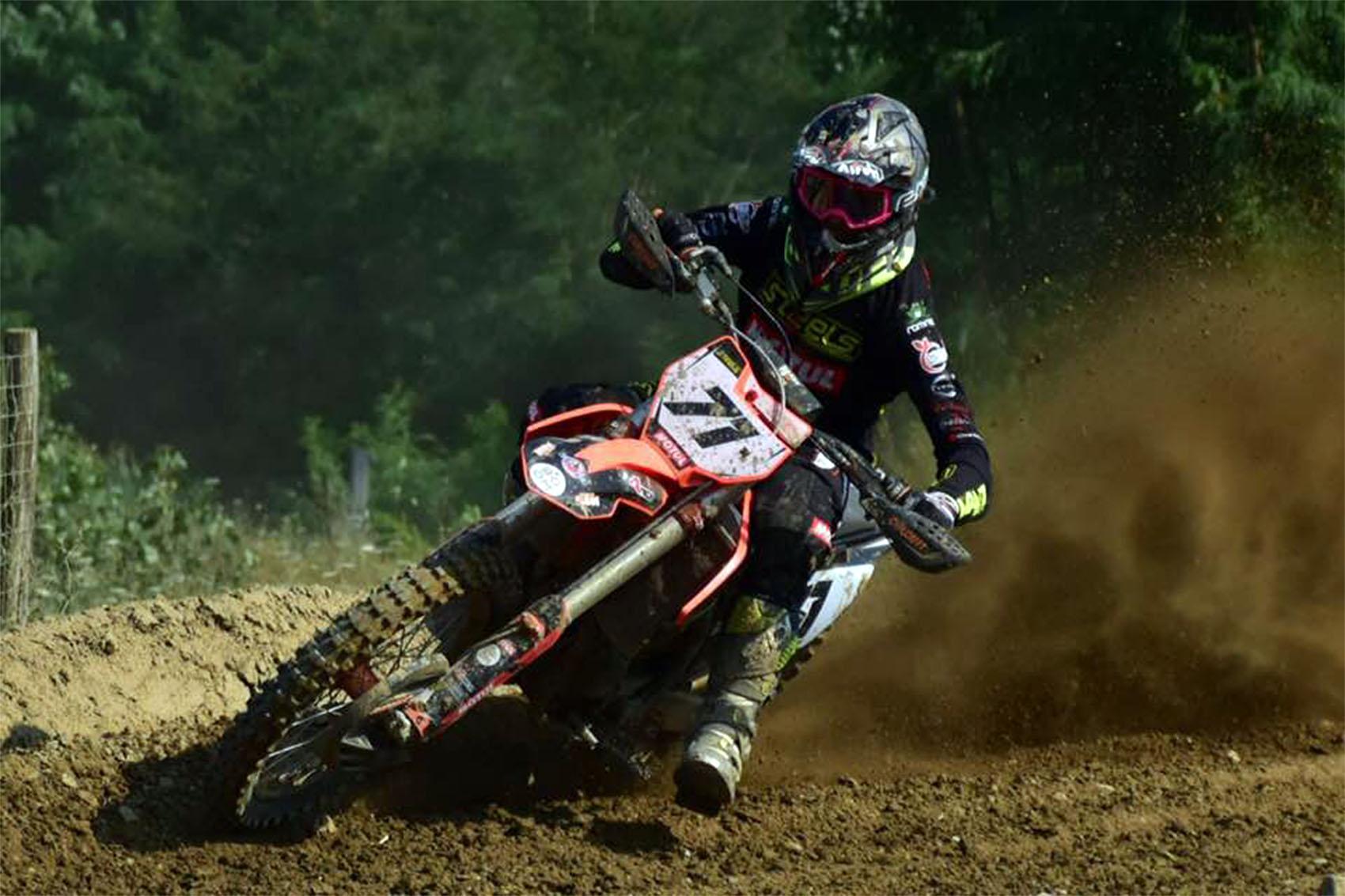 Steels Motocross: fioccano le soddisfazioni e rientra anche Morgan Bennati