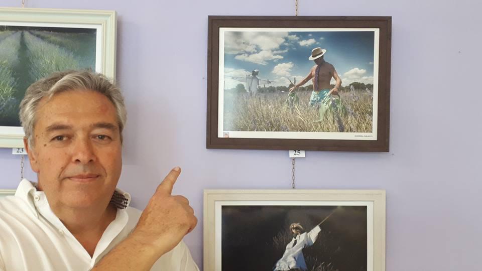 I colori della Provenza piantati in Valdichiana con Andrea Meacci fotografo