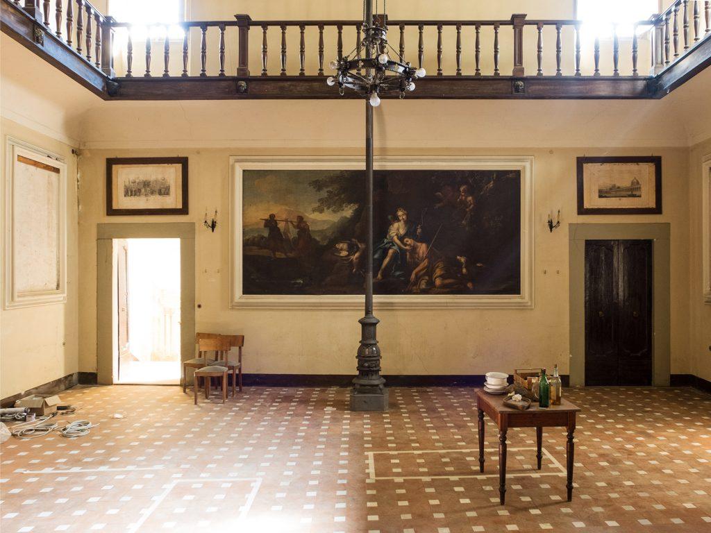 Palazzo Capannelli: un altro tesoro cortonese riscoperto dai
