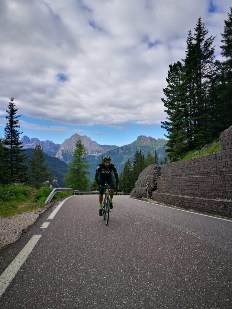 Bartemucci: impresa sulle Dolomiti, è in testa al Campionato Italiano di UltraCycling