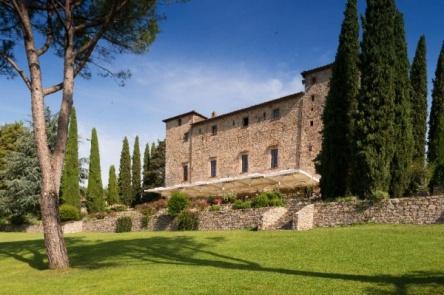 Valeria Piccini del ristorante Caino ospite al Castello di Spaltenna
