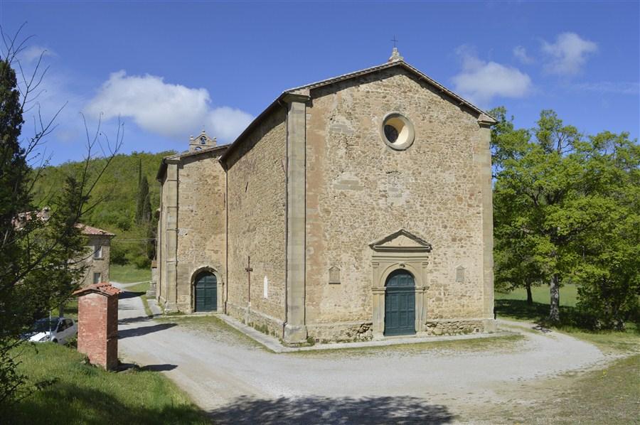 Concerti per organo nella Chiesa di Ossaia e San Donnino
