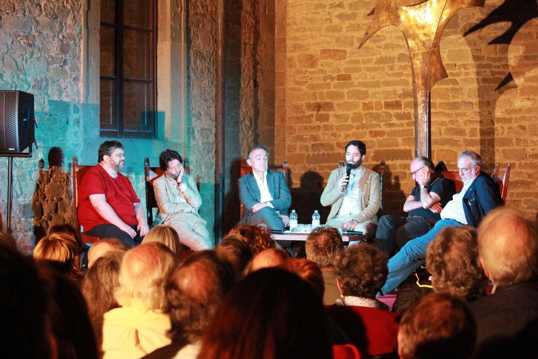 CortonAntiquaria: grande successo di pubblico per l'incontro su Politica e Cultura
