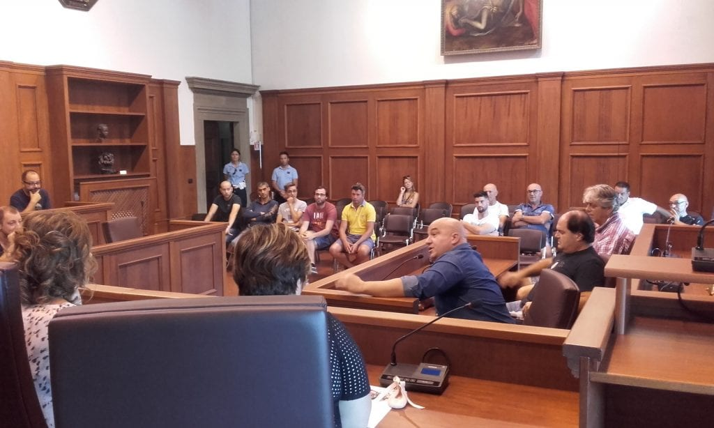 Sei Toscana: a Castiglion Fiorentino incontro Comune - Sindacati - Ex Dipendenti