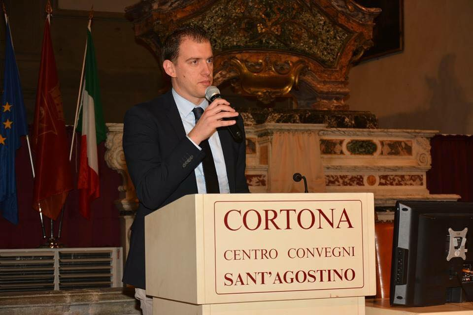 Il PD ha scelto: Andrea Bernardini candidato a Sindaco per Cortona