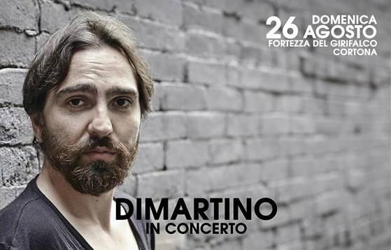 Dimartino in concerto, al Girifalco arriva il meglio della musica italiana