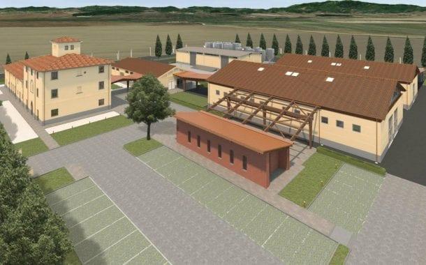Inaugurato il Centro Direzionale di Bonifiche Ferraresi a Santa Caterina