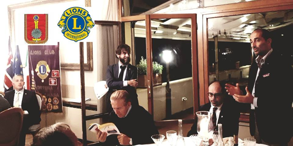 Iniziative umanitarie in primo piano all'assemblea del Lions Club Cortona Valdichiana Host