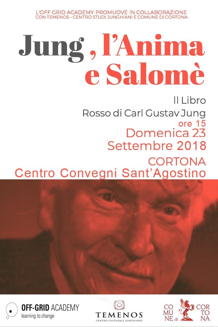 Jung, l'Anima e Salomé  Il libro rosso di Carl Gustav Jung