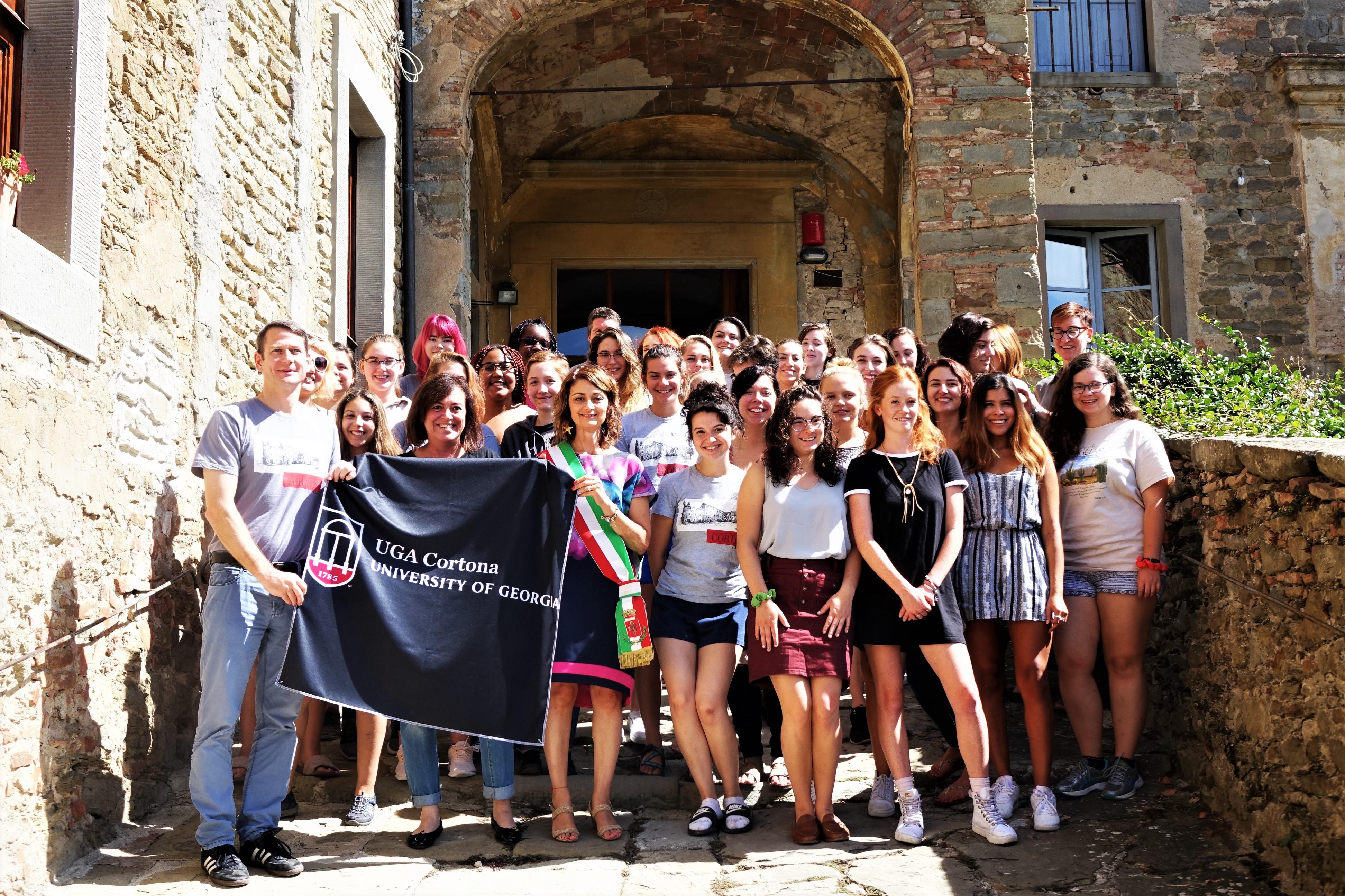 Cortona ricorda l'11 Settembre 2001
