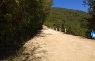 Riapertura per la strada di Seano nella montagna cortonese