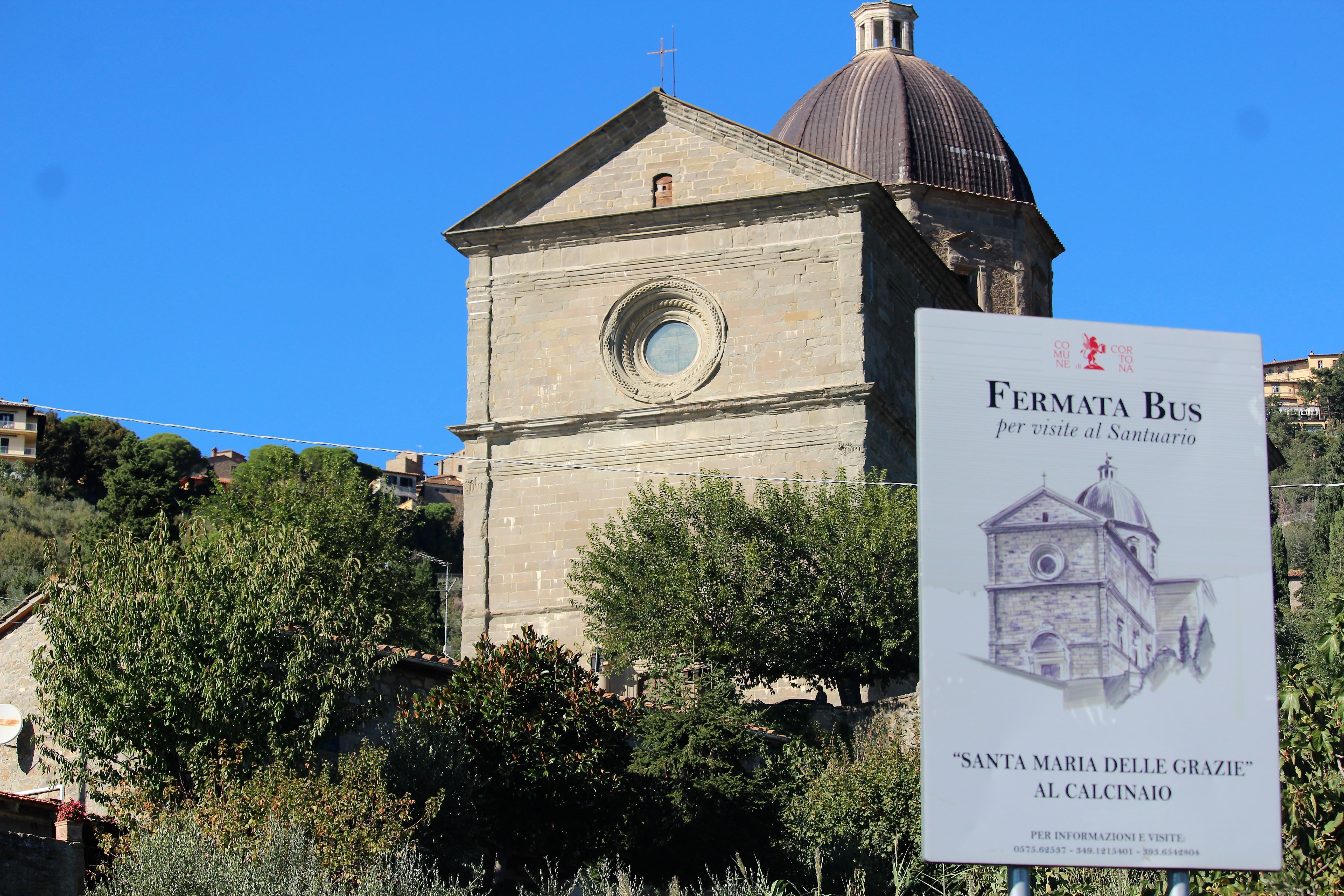 Calcinaio: nota del Parroco e dei parrocchiani