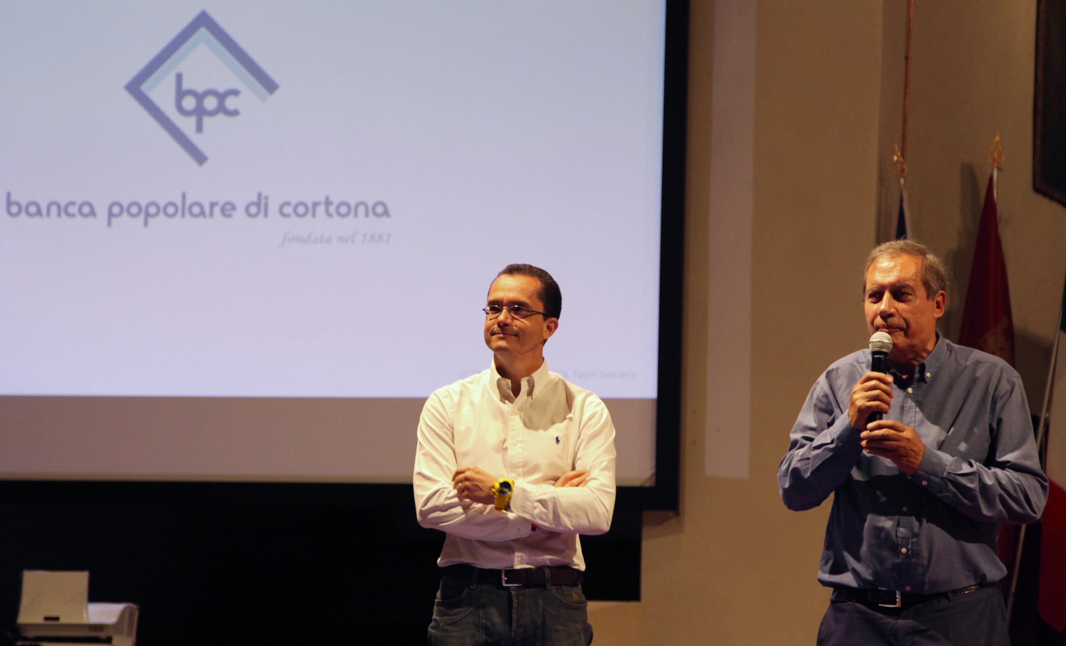 Nuova filiale per Banca Popolare di Cortona nel cuore di Arezzo. Inaugurazione il 29 Settembre