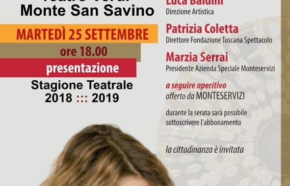 Aperitivo al Teatro Verdi con i protagonisti della prossima stagione teatrale