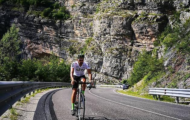 Bartemucci campione italiano di UltraCycling!
