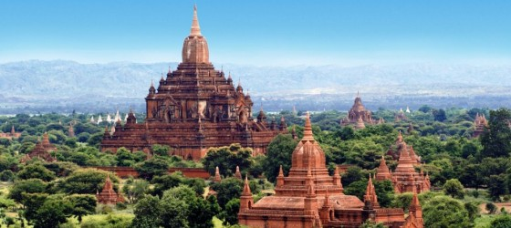 Birmania  Parigi India