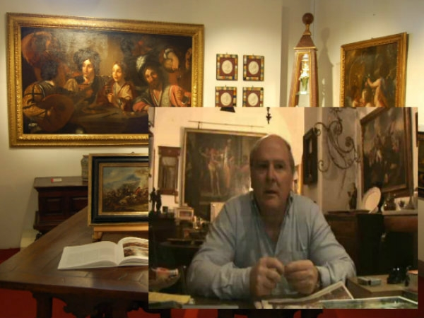 L'opinione di Claudio Bucaletti sulla CortonAntiquaria