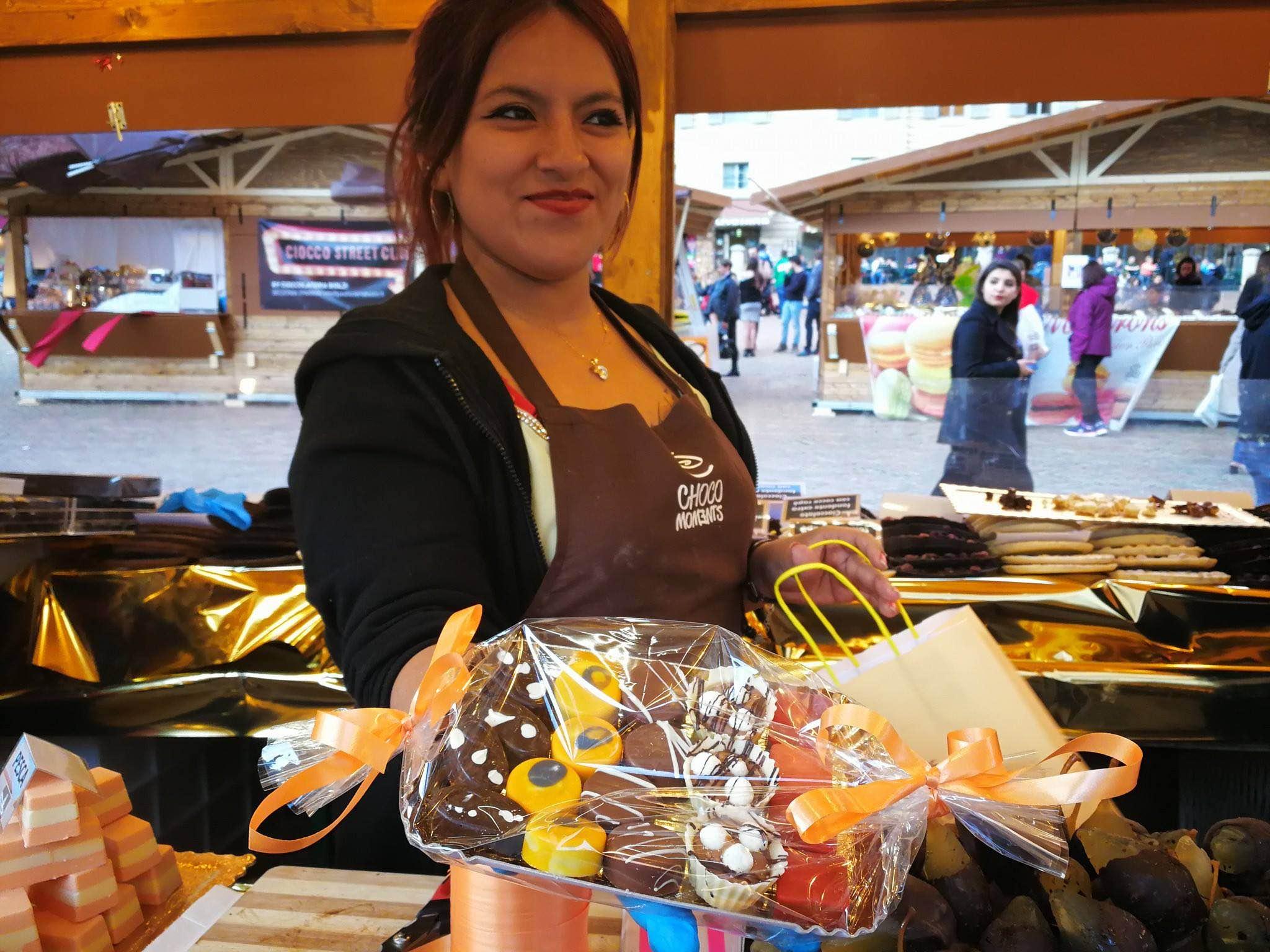 Il Cioccolato protagonista a Cortona dal 14 al 16 Settembre