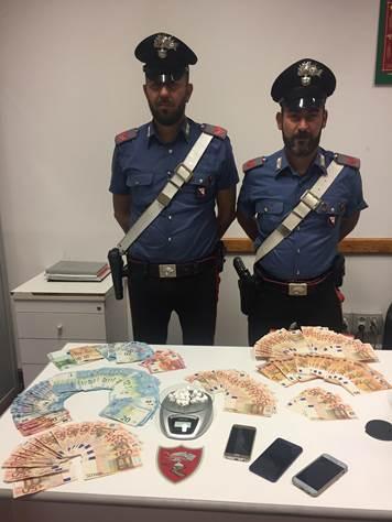 Due giovani albanesi arrestati per spaccio