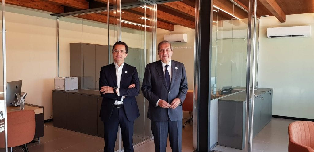 Inaugurata la seconda filiale aretina di Banca Popolare di Cortona