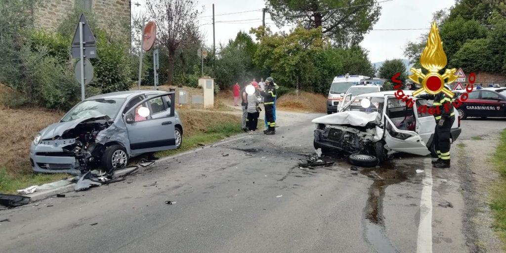 Incidente a San Lorenzo, interviene il Pegaso