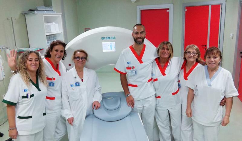 In funzione la nuova TAC all'Ospedale di Fratta