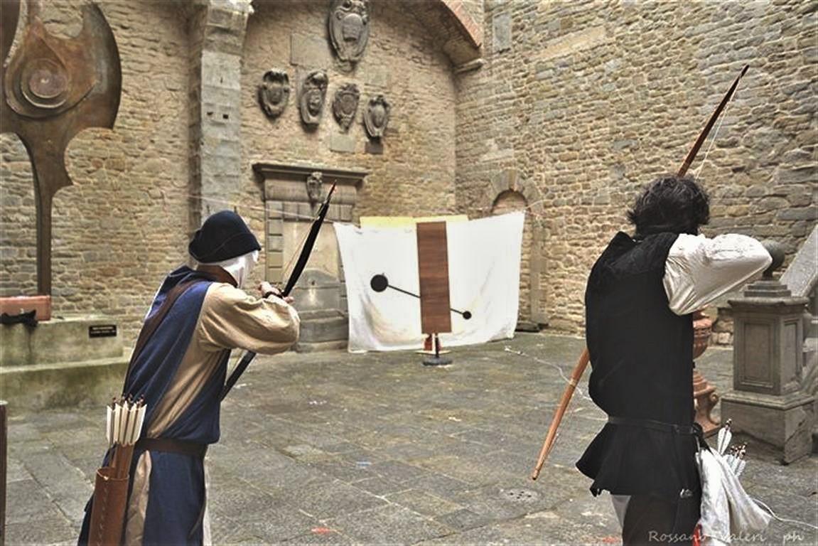 Torneo della Civetta, arcieri da tutta Italia