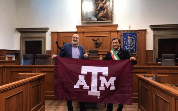 Texas A&M University e Italart Santa Chiara Study Center insieme per altri 5 anni  a Castiglion Fiorentino