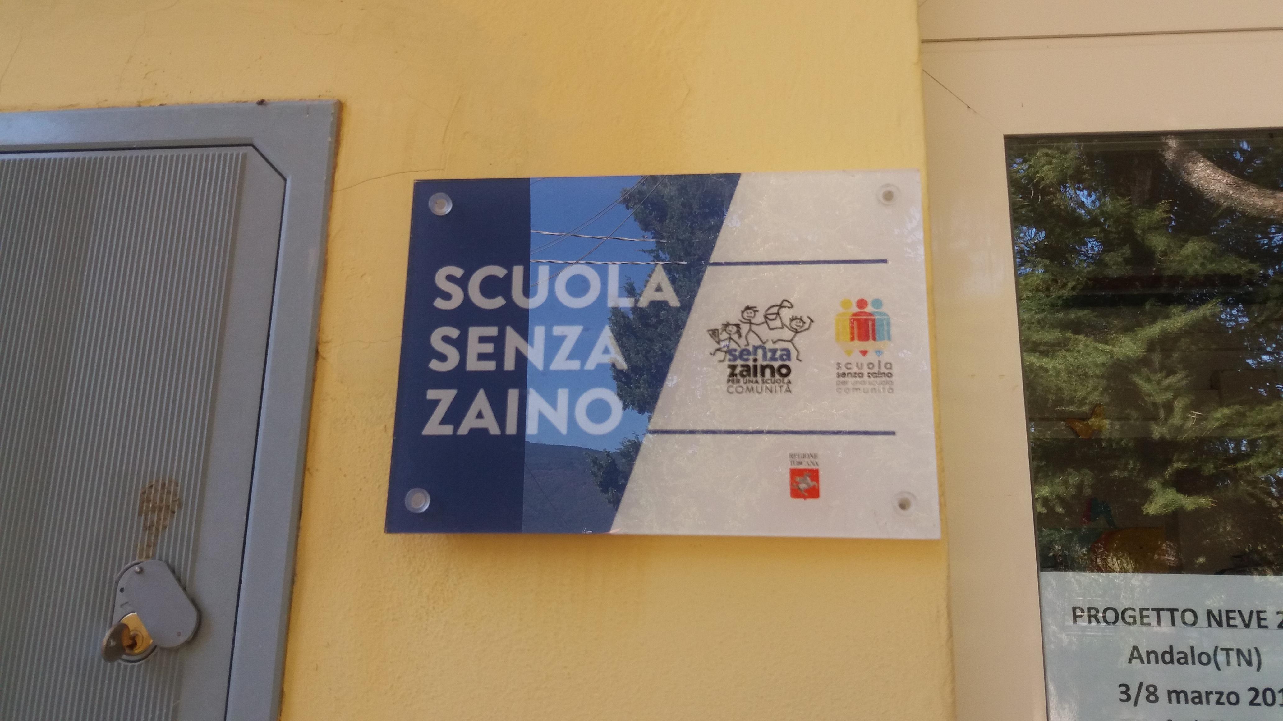 Scuola Senza Zaino, cronaca di un esperimento riuscito