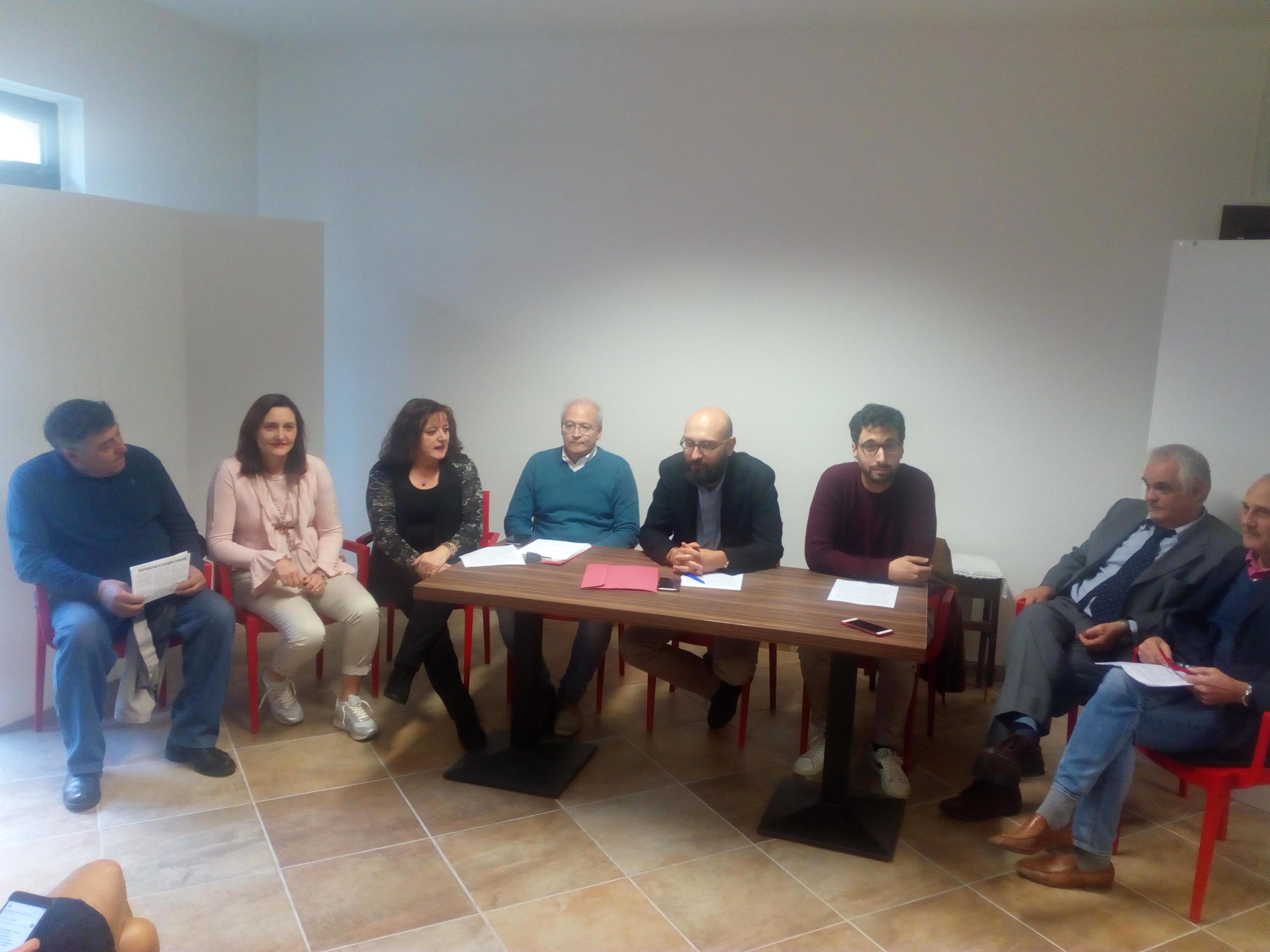Centrosinistra unito a Castiglion Fiorentino, partito il percorso verso le elezioni 2019