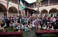 Il Battesimo Contradaiolo del Terziere Porta Fiorentina