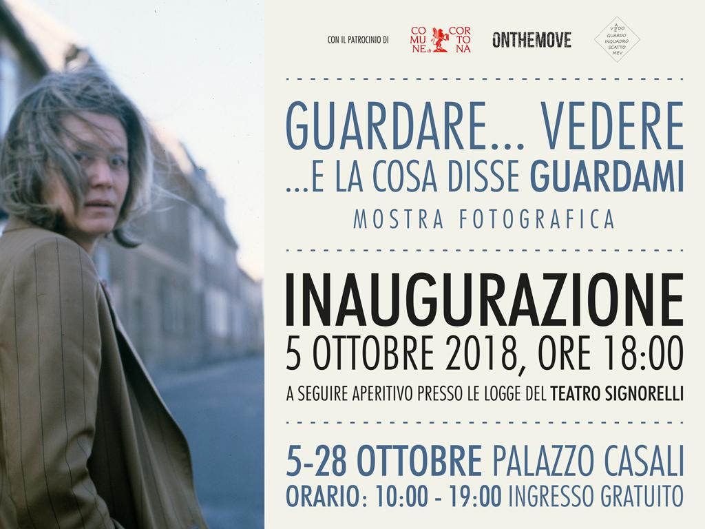 La mostra fotografica di Maria Emanuela Vesci a Palazzo Casali