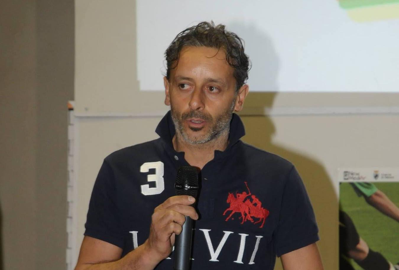 Mister Giusti: intervista prima del grande match contro il Chiusi