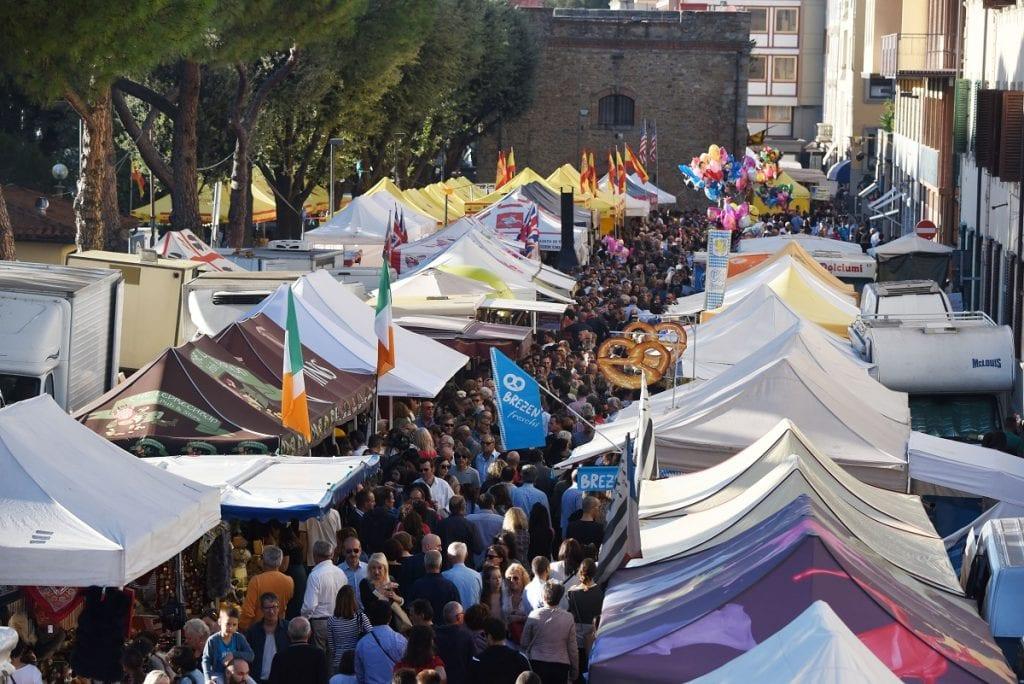 Arezzo: torna il Mercato Internazionale di ConfCommercio