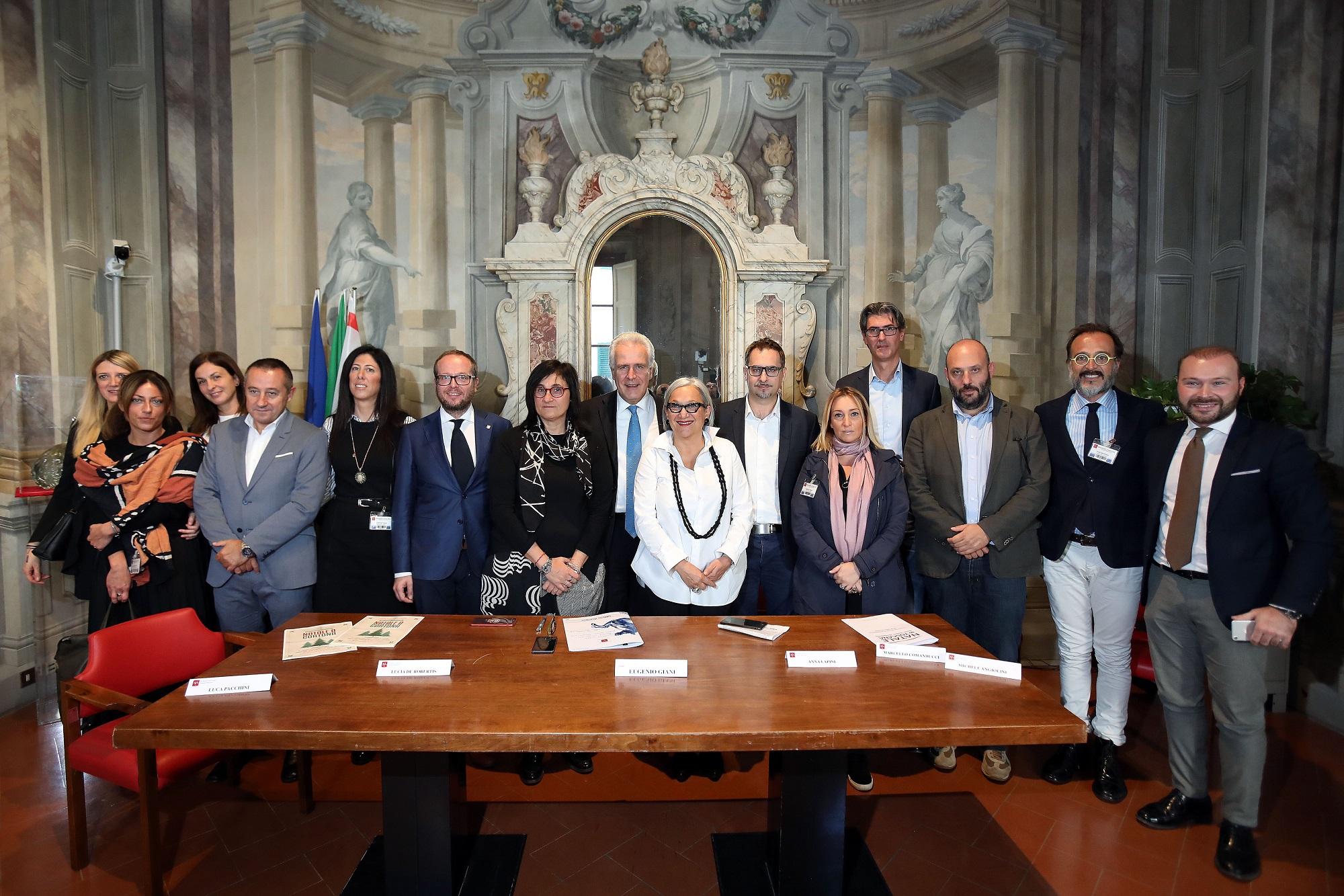 Arezzo, Cortona e Montepulciano: nasce il