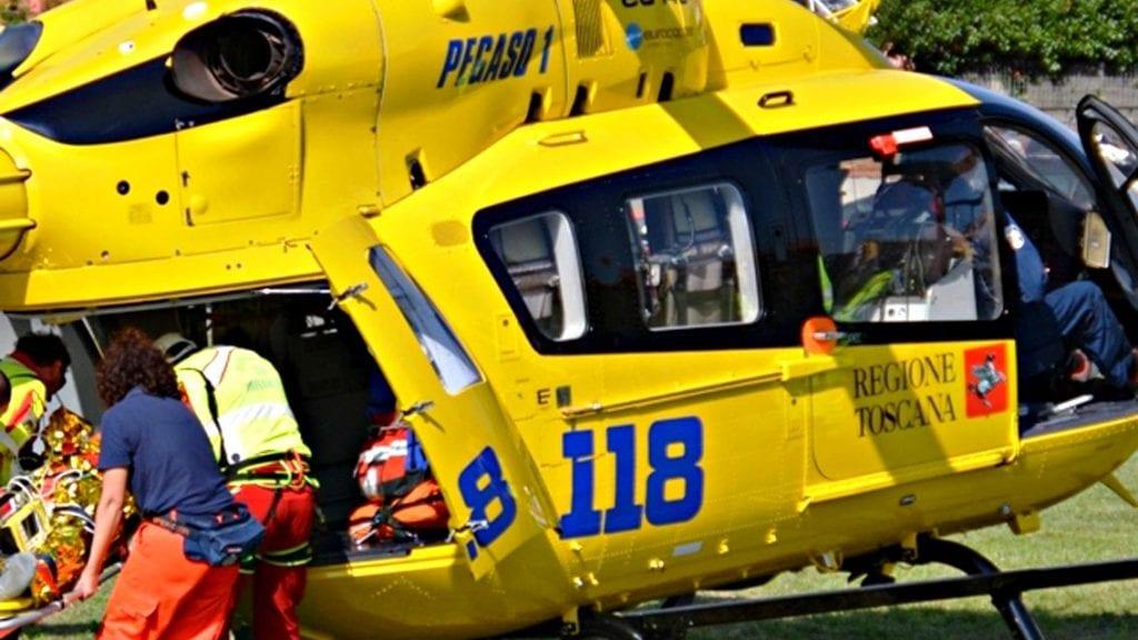 56enne morto a Camucia, colpito da un camion in manovra