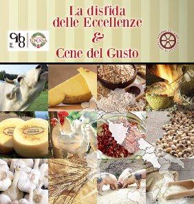 La disfida delle eccellenze & cene del gusto fa tappa al ristorante Belvedere di Monte San Savino