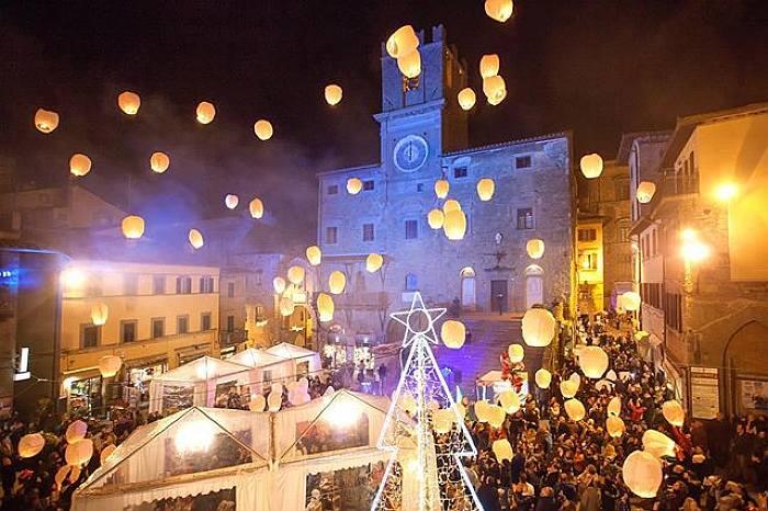 Natale a Cortona, un po' di considerazioni e una proposta